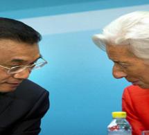 Septième conférence conjointe à haut niveau de  la Banque populaire de Chine et du Fonds monétaire international