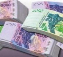 UEMOA : la masse monétaire attendue à 27.760,9 milliards à fin mars 2019
