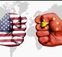 Tension commerciale Etats-Unis-Chine
