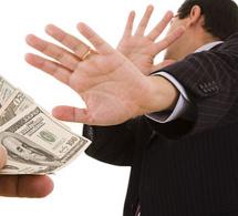 Là où il y a une volonté politique, il y a un moyen de lutter contre la corruption