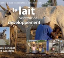 3ième édition du symposium sur le «lait, vecteur de développement», à Dakar