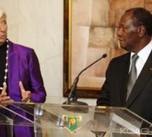 Le FMI approuve un décaissement de 133,9 millions USD pour la Côte d'Ivoire