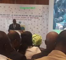 Le cos-pétro-gaz désormais ouvert à la société civile et à l'opposition politique sénégalaise, les autres acteurs revendiquent leur part du cocktail, Macky Sall calme les ardeurs