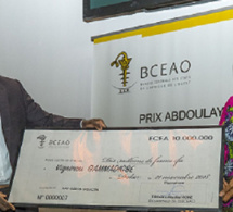 La Bceao lance un appel à candidatures pour l'édition 2020 du «Prix Abdoulaye FADIGA pour la promotion de la recherche économique»