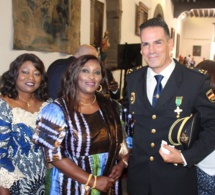 Espagne : une sénégalaise, Awa Pathé Ndiaye, honorée par la police nationale de Tenerife pour services rendus à la migration.