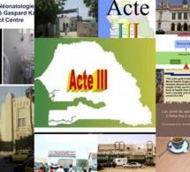 L'acte3 de la décentralisation au Sénégal, un autre faux départ ?