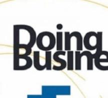 Sénégal : lancement officiel du rapport Doing Business 2020, le jeudi 24 octobre 2019