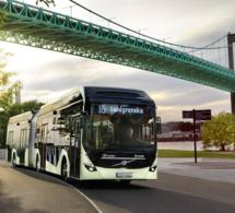 Volvo reçoit la plus grande commande de bus électriques en Europe
