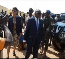 Sécurité-Sénégal : inauguration du camp Groupe d'action rapide de surveillance et d'intervention pour le Sahel, à Nayé