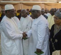 Famara Ibrahima Sagna, président du dialogue national.