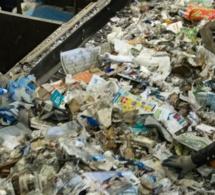 Des problèmes de déchets dans le monde