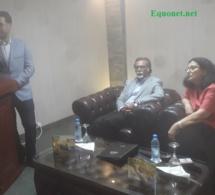 Visite guidée et explications sur le 1ier Days hôtel et suites by Wyndham à Dakar