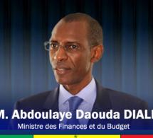 Précisions du ministère des Finances et du Budget sur la dette de l'Etat à la SAR et autres acteurs du sous-secteur des hydrocarbures