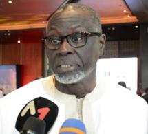 Mansour Kama, président de la CNES.