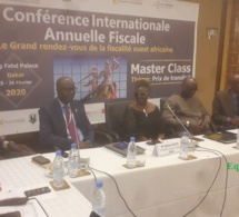 Fiscalité : ce master class prix de transfert qu'il fallait suivre à Dakar