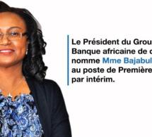 """Banque africaine de développement : Bajabulile """"Swazi"""" Tshabalala nommée première vice-présidente par intérim"""