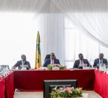 communiqué du conseil des ministres du sénégal de ce mercredi 08 avril 2019