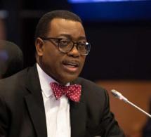 «Notre humanité collective est menacée par la pandémie de Covid-19», alerte le président de la Bad, Akinwumi Adesina.