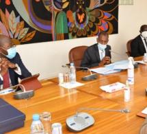 Covid19 Sénégal : communiqué sur la situation d'exécution financière du programme de résilience économique et sociale