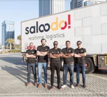lancement de la plateforme numérique de fret routier Saloodo!