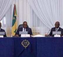 Communiqué du conseil des ministres du Sénégal du 07 octobre 2020