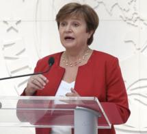 A l'université de Tokyo où elle intervenait aujourd'hui, Georgieva a fait trois remarques importantes au sujet de la crise financière mondiale.