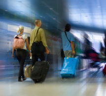 Transport aérien : chute pandémique spectaculaire (60 pour cent en 2020) du trafic international de passagers