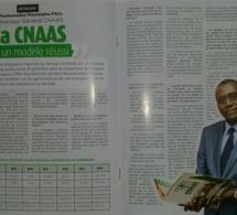 Entretien avec Mouhamadou Moustapha Fall, directeur général Compagnie nationale d'assurance agricole du Sénégal
