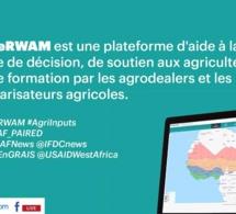 600.000 agriculteurs ciblés par la recommandation sur les engrais et les semences pour la carte de l'Afrique de l'Ouest
