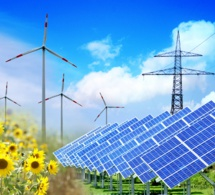 Plus de 260 gigawatts de capacité en énergies renouvelables mis en place en 2020