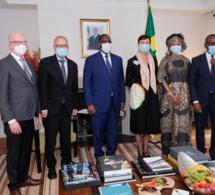 Sénégal-Union européenne: les priorités d'investissement public et privé au cœur des discussions entre Macky Sall et Werner Hoyer