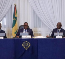 Communiqué du conseil des ministres du Sénégal du 28 avril 2021