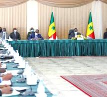 Communiqué du conseil des ministres du sénégal du mercredi 26 mai 2021