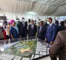 parc forestier urbain dakar-yoff : signature du contrat de maîtrise d'œuvre entre l'Etat du Sénégal et le cabinet ''atelier d'architecture Djellali''