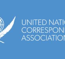 Prix UNCA 2021 concours de la meilleure couverture mediatique de l'ONU et de ses agences
