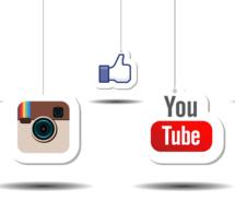 Réseaux sociaux: facebook, youtube et nstagram devraient atteindre 6,5 milliards d'utilisateurs d'ici 2023, soit une augmentation de 800 millions en deux ans