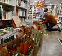 Le plus gros marché du continent africain, la Côte d'Ivoire, représente 1% des revenus globaux de ventes de livres francophones estimés à un peu plus de 5 milliards d'euros