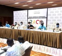 Réunion de la Revue conjointe annuelle de la politique économique et sociale du Sénégal.