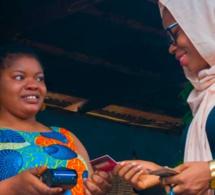 Inclusion financière numérique en Afrique.