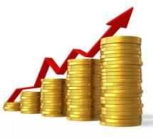Hausse des flux d'investissements mondiaux.