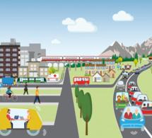 Le marché de la mobilité intelligente attendue en hausse 1,1 milliard de dollars d'ici 2025
