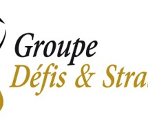 COMMUNIQUE DE PRESSE : le groupe Défis & Stratégie présente son plan stratégique 2016-2018