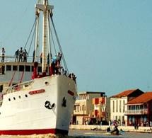 Saint-Louis-Sénégal-Tourisme : la croisière s'amuse à bord du Bou El Mogdad