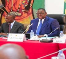Sénégal : communiqué du conseil des ministres du 10 février 2016