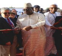 Sénégal-Electricité-Energie : inauguration de la centrale de Tobene