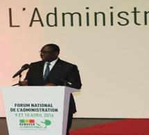 Administration : Macky Sall invite les agents de l'Etat à adopter le culte du résultat…