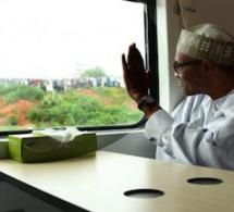 Inauguration d'un premier train à « grande vitesse » au Nigeria