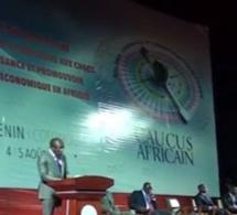 À Cotonou, le Caucus africain s'insurge contre le « service minimum » dans l'aide au développement